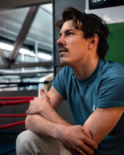 Charles Luce, entraîneur de boxe