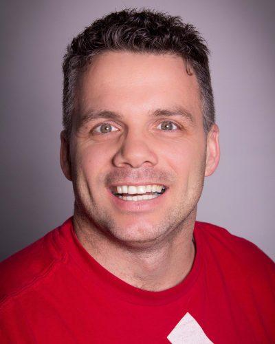 Christian Gagnon, entraîneur de boxe